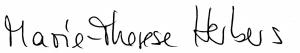 Unterschrift Herbers