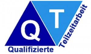 Qualifizierte Teilzeitarbeit Logo